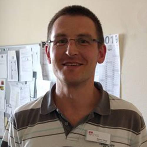 Rainer Stingl Leitung Pflegedienst